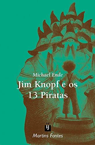 9788533615465: Jim Knoff e os 13 Piratas (Portuguese)