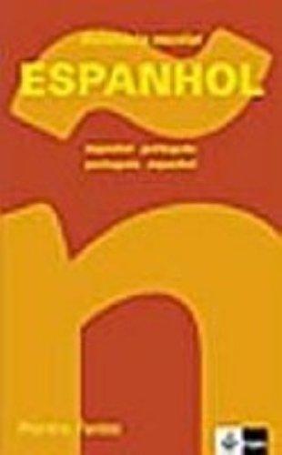 9788533621381: Dicionário Escolar Espanhol. Espanhol-Português/Português-Espanhol (Em Portuguese do Brasil)