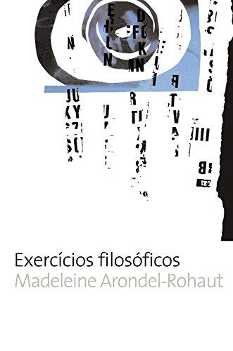 9788533621718: Exercícios Filosóficos (Em Portuguese do Brasil)