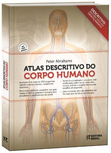 9788533915008: Atlas Descritivo do Corpo Humano