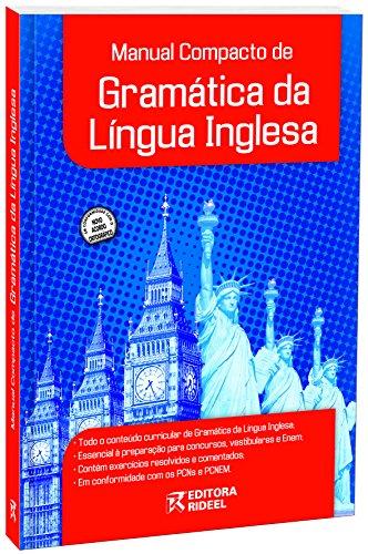 9788533915725: Manual Compacto de Gramatica da Lingua Inglesa