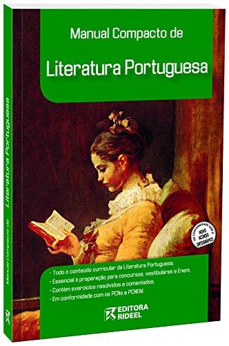 9788533916128: Manual Compacto de Literatura Portuguesa