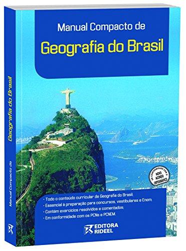 9788533916197: Manual Compacto De Geografia Do Brasil