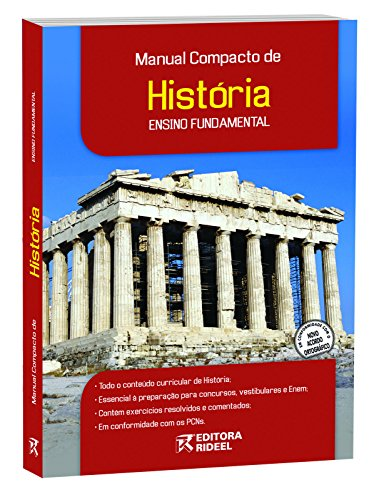 9788533916494: Manual Compacto de Historia - Ensino Fundamental