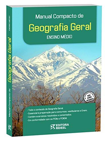 9788533916586: Manual Compacto de Geografia Geral - Ensino Medio