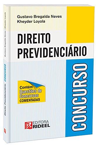 9788533920514: Direito Previdenciário. Concurso Descomplicado (Em Portuguese do Brasil)