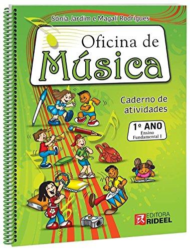 9788533920866: Oficina de Música 1° Ano. Caderno de Atividades (Em Portuguese do Brasil)