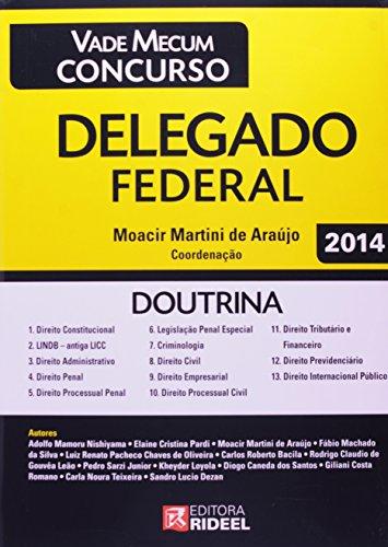 9788533924208: Passe Agora em Concursos Publicos: Delegado Federal