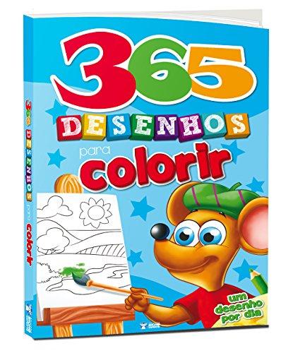 9788533925250: 365 Desenhos Para Colorir. Um Desenho por Dia