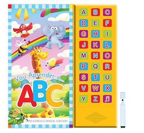 9788533925755: Vou Aprender o ABC (Em Portuguese do Brasil)