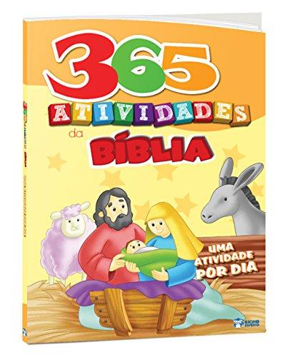 9788533925816: 365 Atividades da Bíblia. Uma Para Cada Dia do Ano