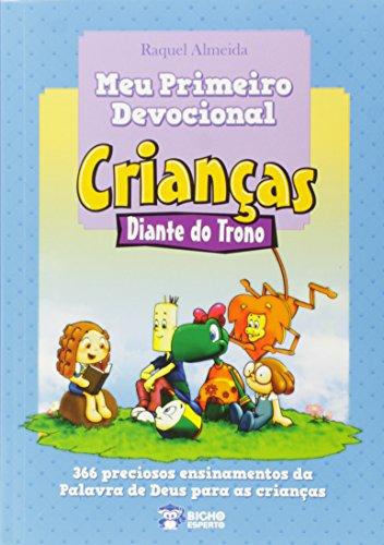 9788533927766: Meu Primeiro Devocional. Crianças Diante do Trono (Em Portuguese do Brasil)