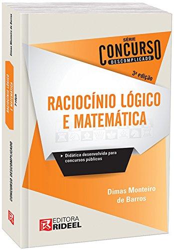 9788533928718: Raciocínio Lógico Para Concursos (Em Portuguese do Brasil)