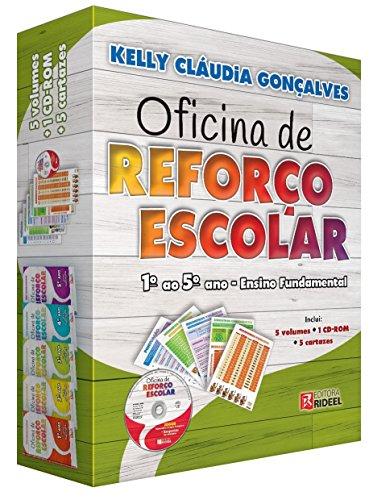 9788533932753: Oficina de Reforço Escolar. 1º ao 5º Ano. Ensino Fundamental