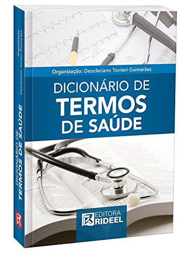 9788533933460: Dicionario de Termos de Saude
