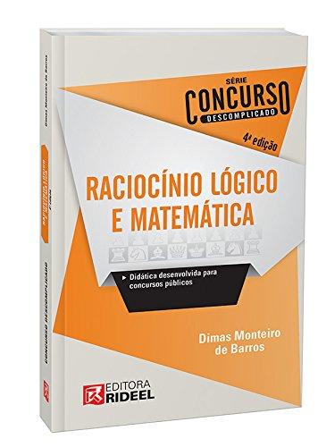 9788533937451: Concurso Descomplicado. Raciocínio Lógico (Em Portuguese do Brasil)