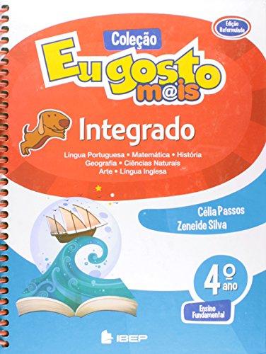 9788534241250: Eu Gosto Mais Integrado. 4º Ano (Em Portuguese do Brasil)