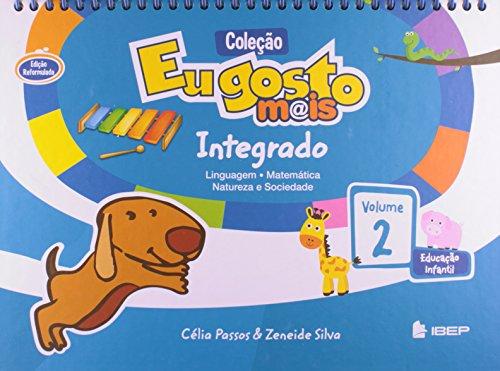 9788534241298: Eu Gosto Mais Integrado. Educação Infantil - Volume 2 (Em Portuguese do Brasil)