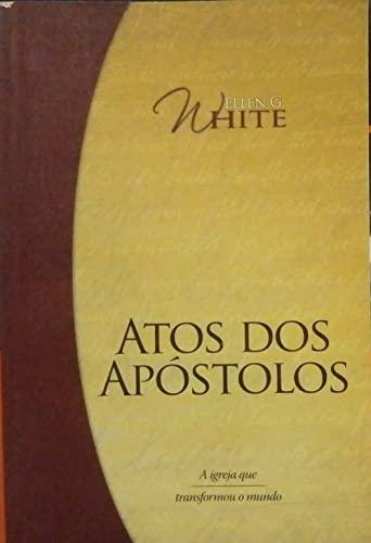 9788534510615: Atos dos Apóstolos