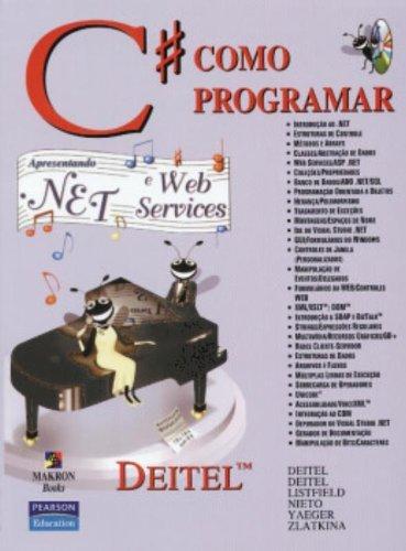 9788534614597: C#. Como Programar (+ CD ROM) (Em Portuguese do Brasil)