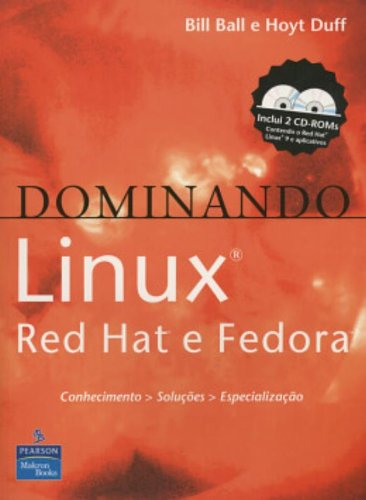 9788534615174: Dominando Linux: Red Hat e Fedora
