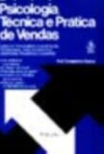 9788534801232: Psicologia Tecnica E Pratica De Vendas (Em Portuguese do Brasil)