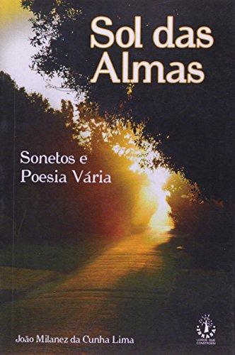 9788534803441: Sol das Almas: Sonetos e Poesia Varia