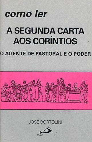 9788534908849: Como Ler A Segunda Carta Aos Coríntios (Em Portuguese do Brasil)