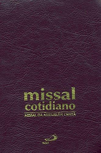 9788534910644: Missal Cotidiano da Assembleia Cristã