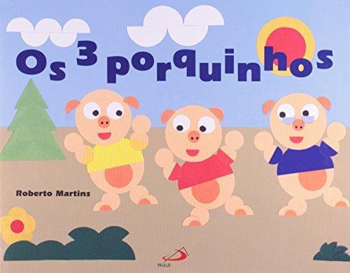 9788534914970: Tres Porquinhos, Os