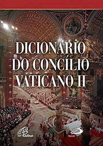 9788534940931: Dicionário do Concílio Vaticano II - Coleção Dicionários (Em Portuguese do Brasil)