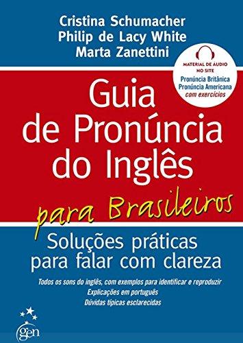 9788535210156: Guia de Pronúncia do Inglês para Brasileiros