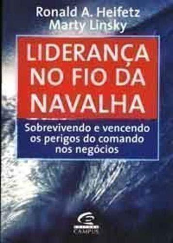 9788535210910: Lideranca No Fio Da Navalha (Em Portuguese do Brasil)