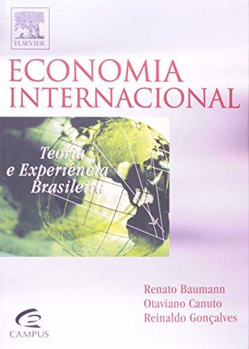 9788535214413: Economia Internacional. Teoria e Experiência Brasileira (Em Portuguese do Brasil)