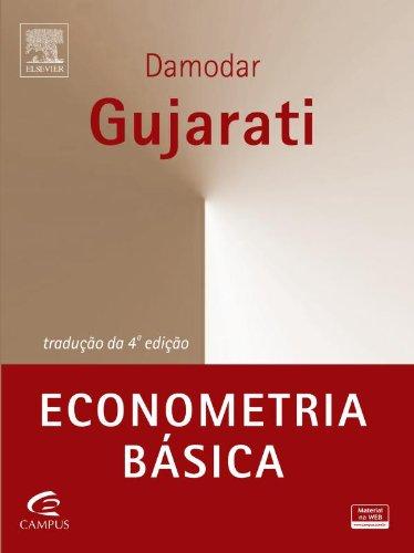 9788535216646: Econometria Básica (Em Portuguese do Brasil)