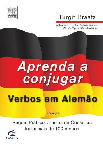 9788535222135: Aprenda a Conjugar Verbos em Alemão (Em Portuguese do Brasil)