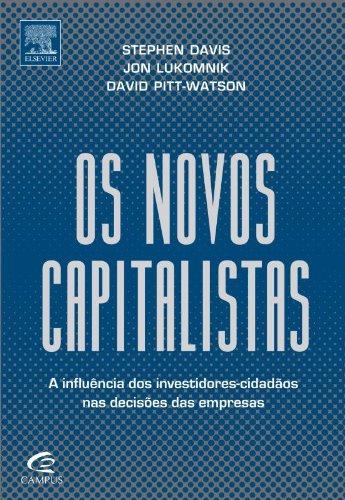 9788535230666: Os Novos Capitalistas (Em Portuguese do Brasil)