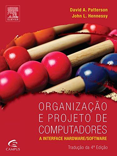 9788535235852: Organização E Projeto De Computadores