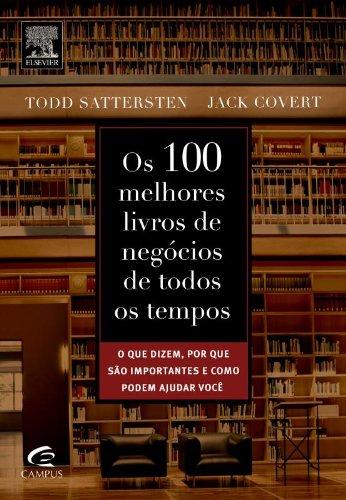9788535236293: 100 Melhores Livros de Negocios de Todos Os Tempos (Em Portugues do Brasil)