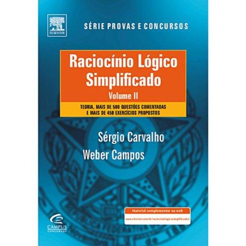 9788535238549: Raciocínio Lógico Simplificado - Volume 2 (Em Portuguese do Brasil)