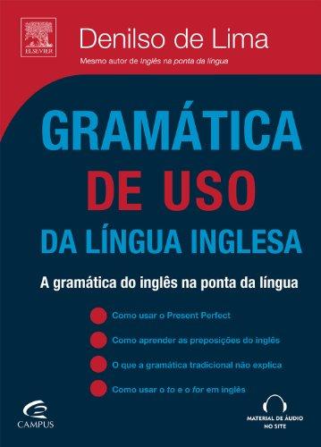 9788535241570: Gramática de Uso da Língua Inglesa (Em Portuguese do Brasil)