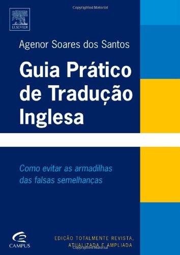 9788535243628: GUIA PRÁTICO DE TRADUÇÃO INGLESA (Portuguese Edition)