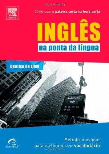 9788535243635: INGLÊS NA PONTA DA LÍNGUA (Portuguese Edition)