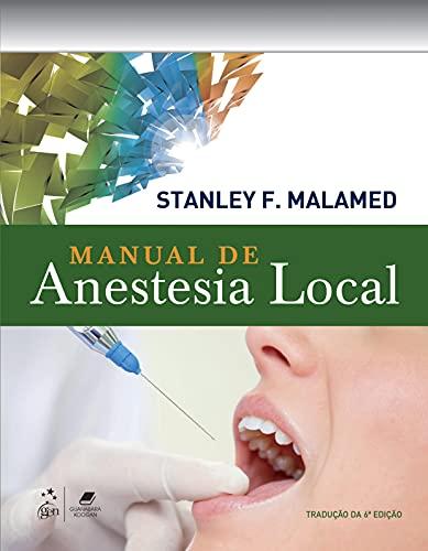 9788535261547: Manual De Anestesia Local (Em Portuguese do Brasil)