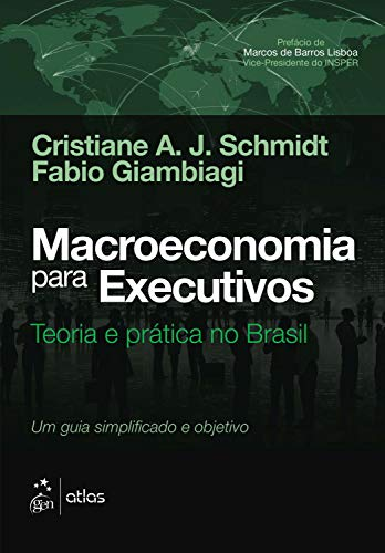 9788535282337: Macroeconomia Para Executivos