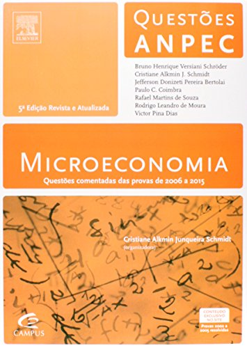 9788535282986: Microeconomia. Questões ANPEC