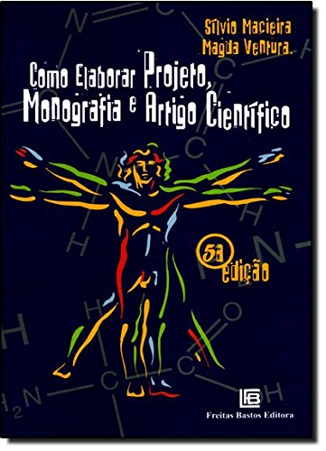 9788535302820: Como Elaborar Projeto, Monografia e Artigo Científico (Em Portuguese do Brasil)