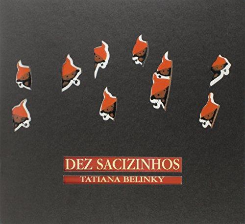 9788535620801: Dez Sacizinhos