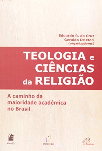 9788535627824: Teologia E Ciências Da Religião (Em Portuguese do Brasil)