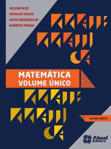 9788535714319: Matemática - Volume Único (Em Portuguese do Brasil)